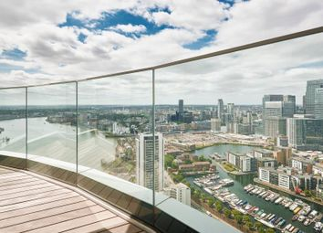 Thumbnail 2 bedroom flat for sale in Charrington Tower, Canary Wharf