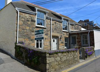 Thumbnail 3 bedroom detached house for sale in The Parade, Mousehole, Penzance