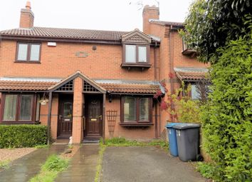 Thumbnail 2 bed terraced house for sale in Thorntons Close, Cotgrave, Nottingham