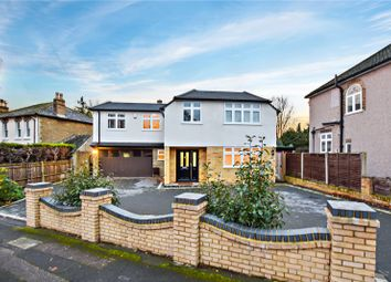 Thumbnail 6 bed detached house for sale in Knoll Road, Bexley Village, Kent