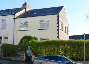 Thumbnail 3 bedroom end terrace house for sale in Plassey Street, Penarth