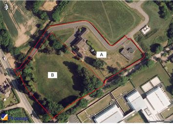 Thumbnail Land for sale in Land And Buildings At, Tollgate House, Banbury Road, Leamington Spa, UK