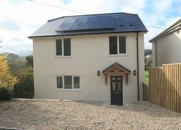 Thumbnail 3 bed detached house for sale in Ford Road, Bampton, Tiverton