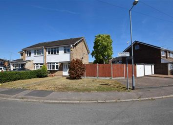 Thumbnail 3 bed semi-detached house for sale in Northlands Close, Stanford Le Hope, Essex