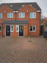 Thumbnail 3 bed semi-detached house to rent in The Crescent West, Sunnyside, Rotherham