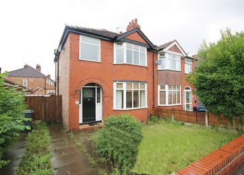 Thumbnail 3 bed semi-detached house for sale in Green Lane, Padgate, Warrington