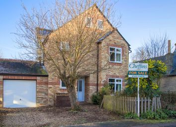 Thumbnail 5 bedroom detached house for sale in Fassage Close, Lode, Cambridge