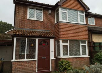 Thumbnail 4 bed detached house to rent in Welland Gardens, West End, West End, Southampton