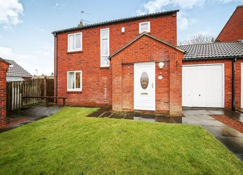 Thumbnail 3 bed detached house for sale in Haven Court, Blyth, Northumberland