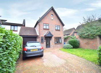 Thumbnail 3 bed link-detached house for sale in Gower Park, College Town, Sandhurst, Berkshire