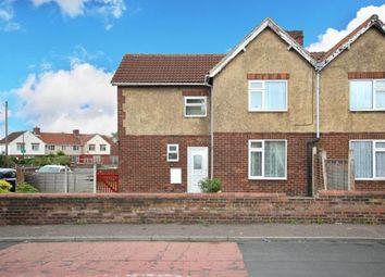 Thumbnail 3 bedroom semi-detached house for sale in Staveley Street, Edlington, Doncaster