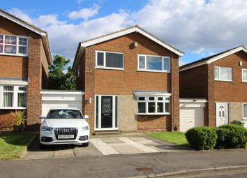 Thumbnail 3 bed link-detached house for sale in Allington Drive, Billingham