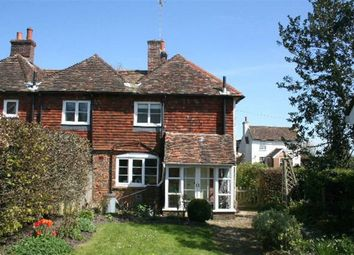 Thumbnail 1 bed cottage to rent in Canterbury Road, Boughton Aluph, Ashford