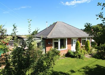 Thumbnail 3 bedroom detached bungalow for sale in Brettenham, Ipswich, Suffolk
