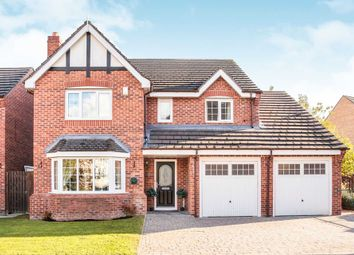 Thumbnail 4 bedroom detached house for sale in Radulf Gardens, Liversedge