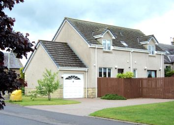 Thumbnail 4 bed detached house for sale in The Fairways, Milnathort, Kinross