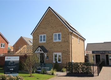Thumbnail 3 bedroom detached house for sale in The Grove, Rockmill End, Willingham, Cambridgeshire
