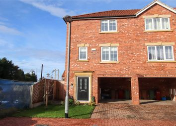 Thumbnail 2 bed end terrace house for sale in Mill View, Barton-Upon-Humber, North Lincolnshire