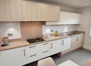 "Thumbnail 3 bedroom property for sale in ""The Allerton"" at Pastures Road, Mexborough"
