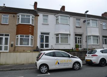 Thumbnail 3 bedroom terraced house for sale in Zouch Street, Manselton, Swansea