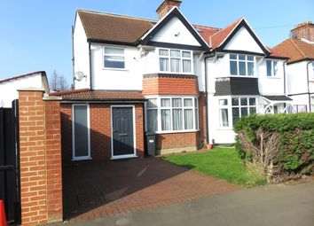 Thumbnail 4 bed semi-detached house for sale in The Warren, Hounslow