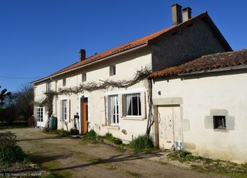 Thumbnail 2 bed property for sale in Nanteuil En Vallee, Poitou-Charentes, 16700, France