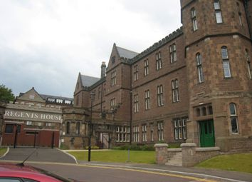 Thumbnail 1 bed flat to rent in Regents House, 1 Smillie Court, Dundee