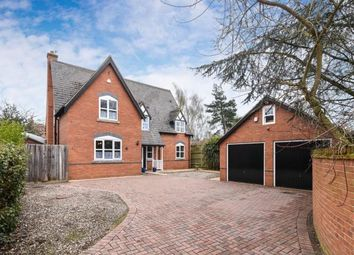 Thumbnail 5 bed detached house for sale in Fernbank, Greenhill, Evesham, Worcestershire