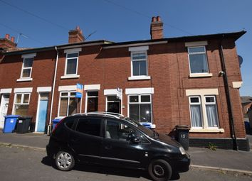Thumbnail 2 bed terraced house to rent in Howe Street, Derby