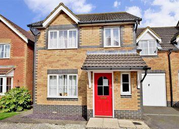Thumbnail 3 bed semi-detached house for sale in Proctor Walk, Hawkinge, Folkestone, Kent