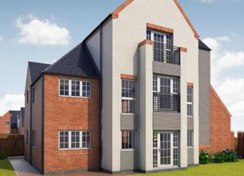 Thumbnail 4 bed detached house for sale in Plains Road, Mapperley Plains, Nottingham