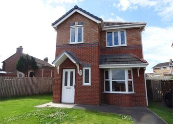 Thumbnail 3 bed detached house for sale in Parham Drive, The Hawthorns, Carlisle, Cumbria