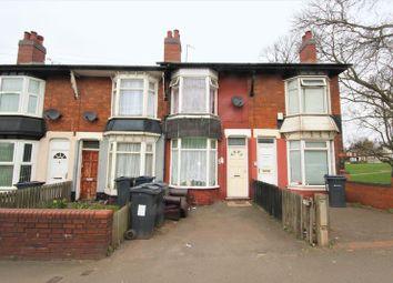 Thumbnail 2 bedroom terraced house for sale in Arden Road, Saltley, Birmingham