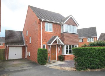 Thumbnail 4 bed detached house for sale in Flagstaff Square, Thatcham