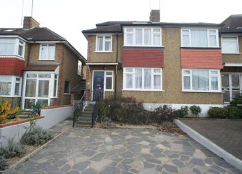 Thumbnail 4 bed semi-detached house for sale in Calton Road, New Barnet