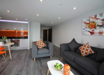 Thumbnail 2 bed flat to rent in Style E, Velocity Tower, St Mary's Gate, Sheffield