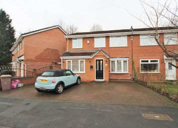 Thumbnail 5 bed semi-detached house for sale in Magnolia Close, Haydock