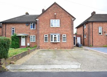 Thumbnail 3 bed semi-detached house for sale in Long Drive, Ruislip, Middlesex