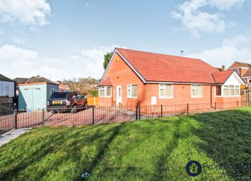 Thumbnail 3 bed detached bungalow for sale in Ormskirk Rise, Spondon, Derby