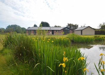 Thumbnail 4 bed detached bungalow for sale in The Cottage, Blue Stone Lane, Mawdesley