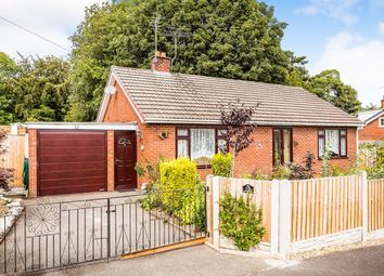 Thumbnail 3 bedroom bungalow for sale in Berwyn Avenue, Chirk Bank, Wrexham