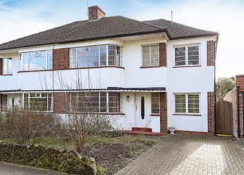 Thumbnail 5 bed property for sale in Burtons Road, Hampton Hill, Hampton