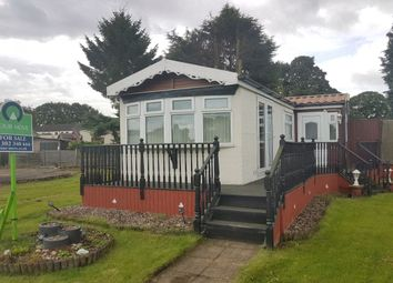 Thumbnail 1 bed bungalow for sale in Wittsend Caravan Site Almholme Lane, Arksey, Doncaster