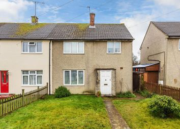 Thumbnail End terrace house for sale in Woodside Road, Northgate, Crawley