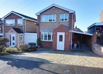 Thumbnail 3 bed detached house for sale in Dale Bank Crescent, New Whittington, Chesterfield, Derbyshire