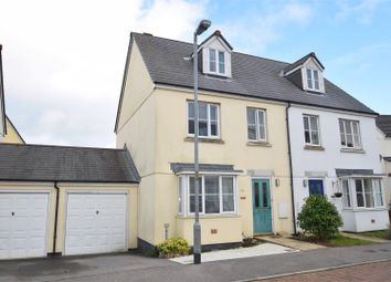 Thumbnail 3 bed semi-detached house for sale in Swans Reach, Swanpool, Falmouth