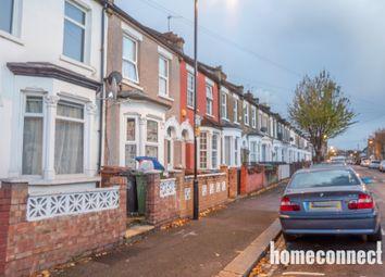 Thumbnail 2 bed flat to rent in Kingsdown Road, Leyton