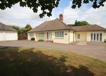 Thumbnail 4 bed bungalow for sale in Broadlawns, Bealings Road, Martlesham, Woodbridge