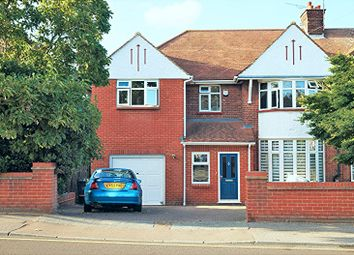 Thumbnail 4 bedroom semi-detached house for sale in Old Road East, Gravesend