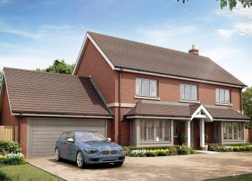 Thumbnail 5 bed detached house for sale in Pylands Lane, Bursledon